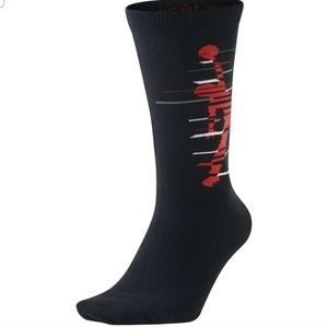 Jordan 14 crew  sock